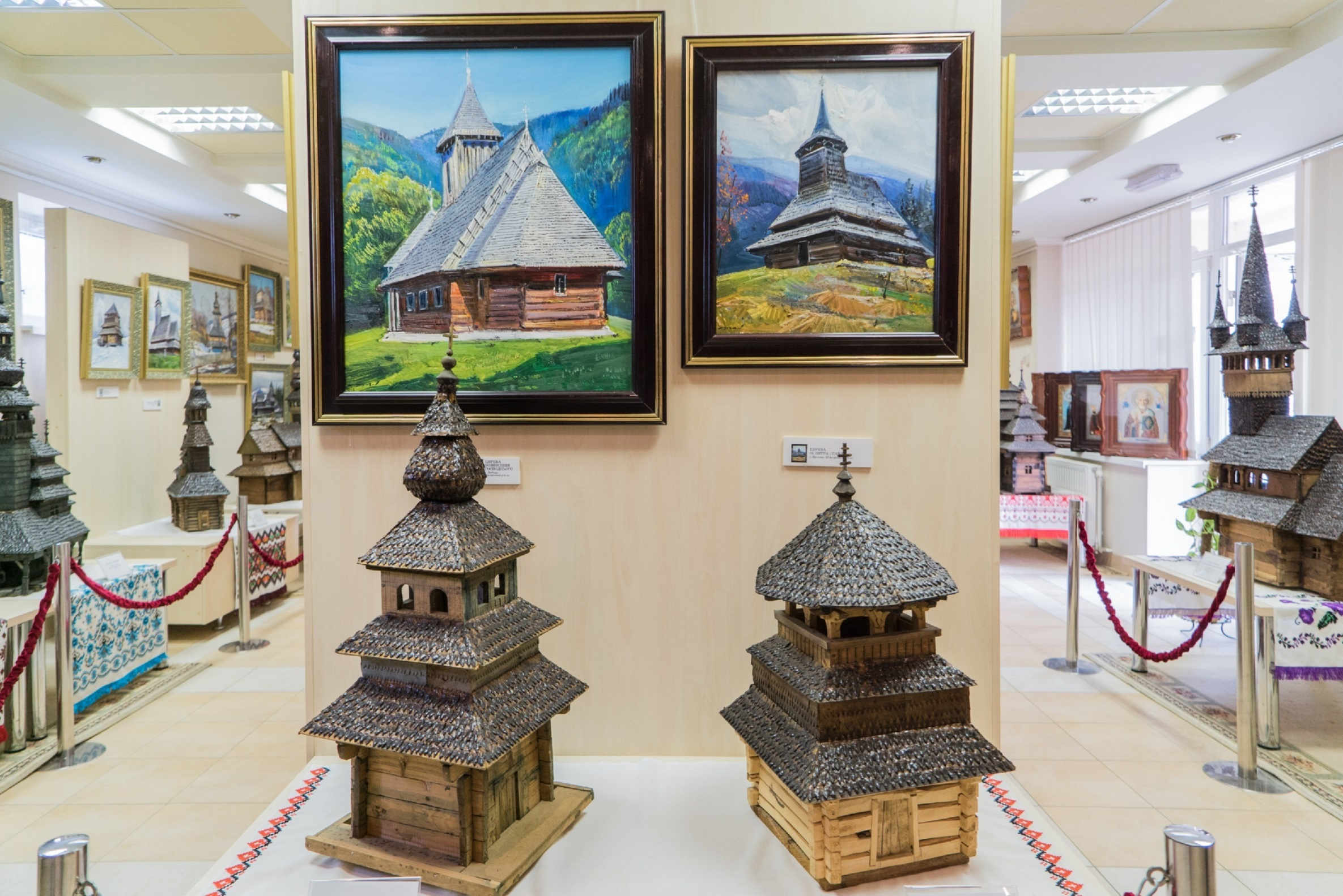 Museums of Transcarpathian region: a selection of sites
