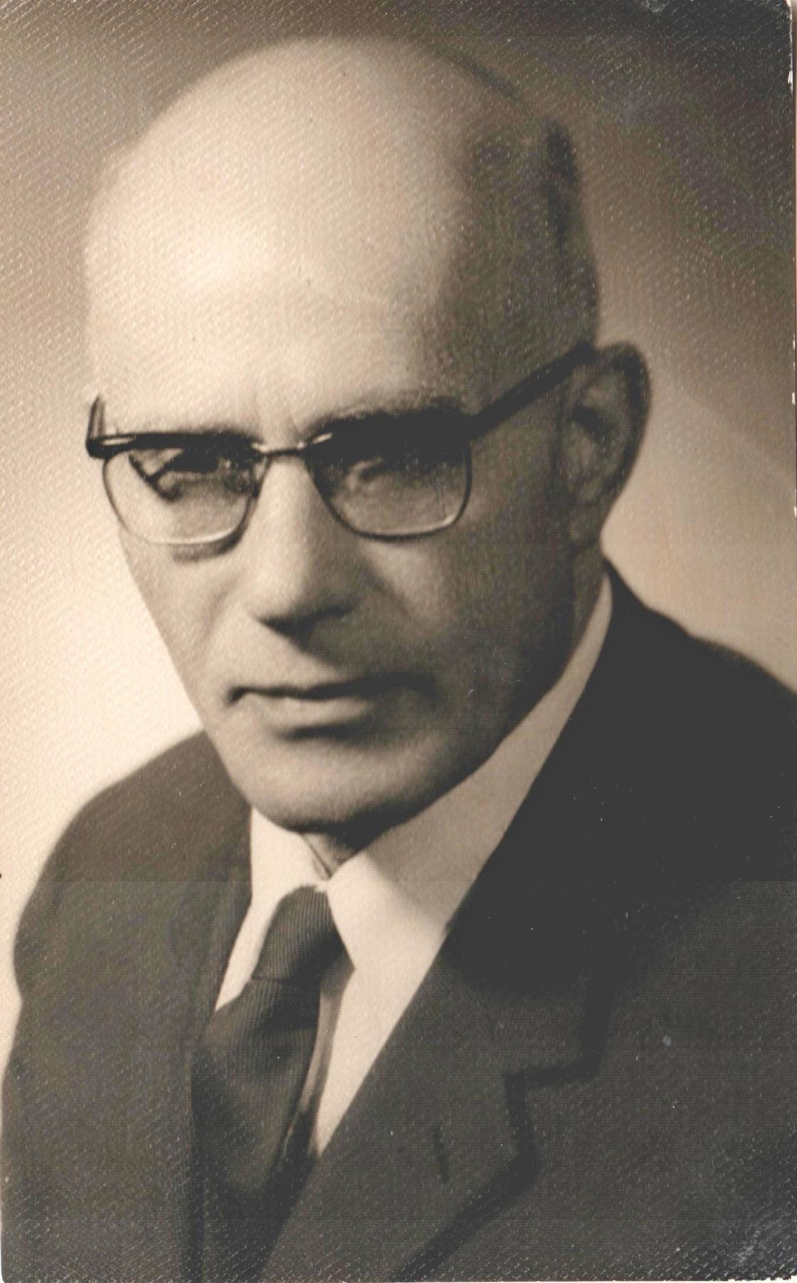 Гаврило Глюк (З архіву Беленя М.)
