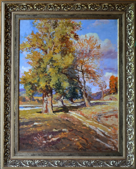 Y. Bokshai Early Autumn'