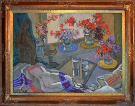 А. Ерделі 'Квітковий натюрморт'