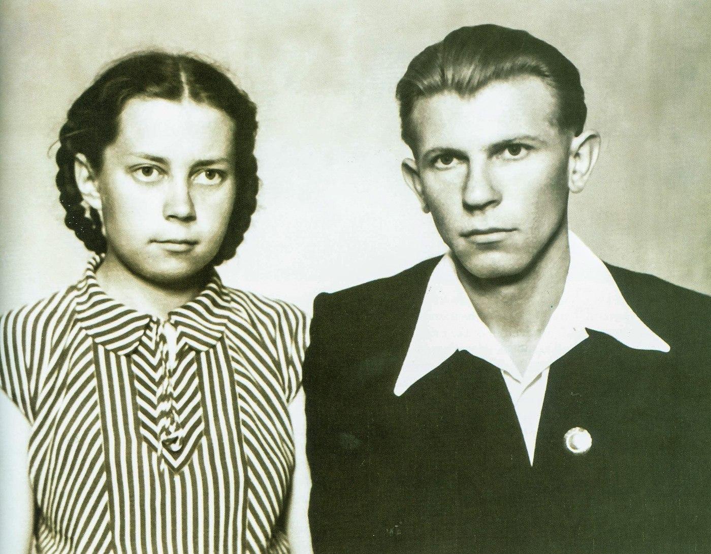 Наталія і Юрій Герц