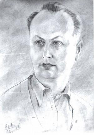 Автопортрет, 1961