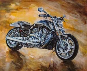 A. Tabaka Harley-Davidson'