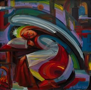 M. Bahnii 'Resting Angel'