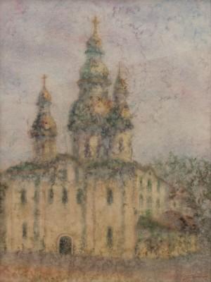 I. Bondarenko 'Temple'.