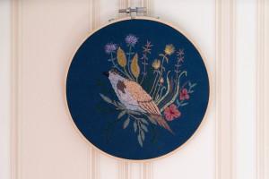 N. Furlietova 'Wild Bird'