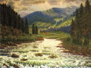Бурхливий Черемош, 1999