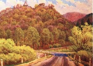 Весна. Невицьке, 1988