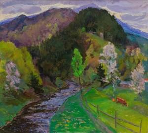 Беклемішева І. 'Холодна весна', 1972