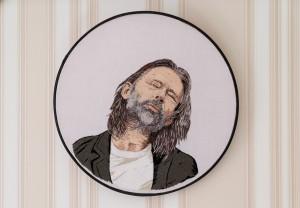 N. Furlietova 'Thom Yorke'