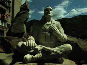 Гав'юк Ю. 'Афганці', 2009, штучний мармур