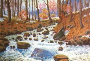 Гірський струмок, 2001