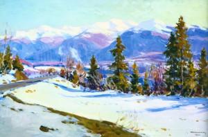Веречанський перевал, 1960 р.