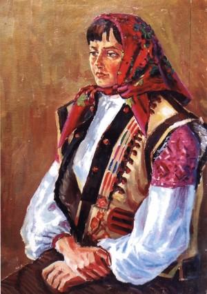 Гуцулка з Рахова, 1975