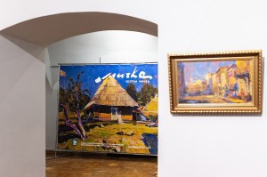 "Exhibition ""Magic of the region"" by Zoltan Mychka"