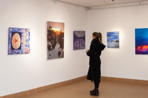 Exhibition by the members of the Youth Association of the Transcarpathian Organization of the National Union of Artists of Ukraine
