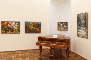 Exhibition of Oleksandr Fediaiev