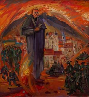 M. Bahnii 'Father Voloshyn'