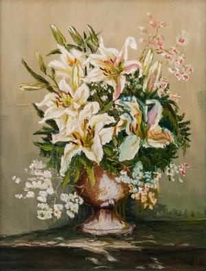 M. Berezanych 'Lilies'