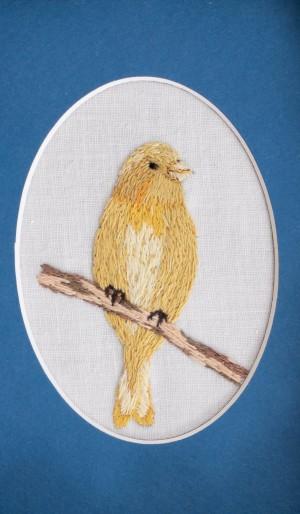 N. Furlietova 'Spring Bird'