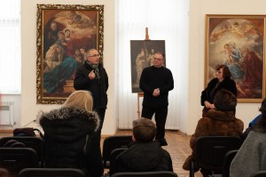 Exhibition to the Day of Unification of Ukraine