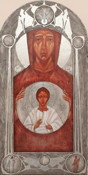 A. Vashchenko 'Incarnation', 2012.