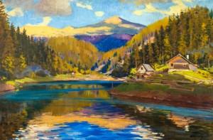 Гірська річка, 1968 р.