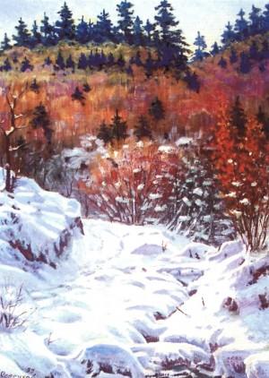 Замерзлий струмок, 1998