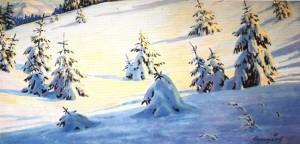 Засніжені ялиночки, 1981