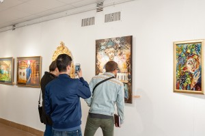 A Collective Exhibition of Transcarpathian Artists