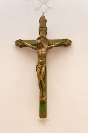 M. Belen Savior On The Cross', 1991