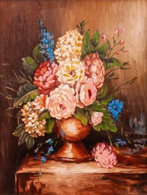 Березанич М. 'Натюрморт з трояндами'