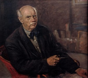 Self-Portrait, 1953, oil on canvas, 66,5х80