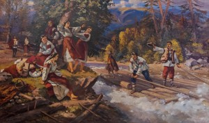 Бокшай Й. 'Бокораші', 1961