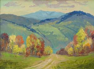 I. Bondarenko 'Sunny Day In Krasiia Mountain'.