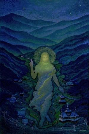 Дем'ян М. 'Спаситель є поряд', 1994