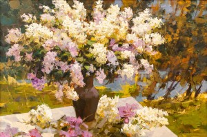 O. Fediaiev 'Lilac', 2010