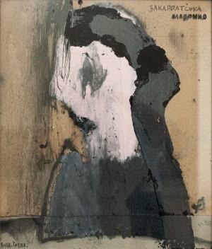 V. Habda Transcarpathian Madonna'.