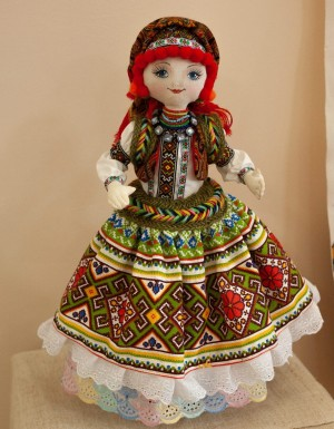 L. Hubal  Author's Doll .