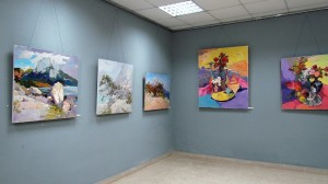 "Exhibition ""In Search"" of Oleksandr Shandor"