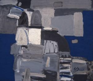 Лакатош С. 'Рідні місця', 2018, п.акр., 70х80