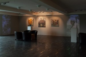 Exhibition of Volodymyr Hurin