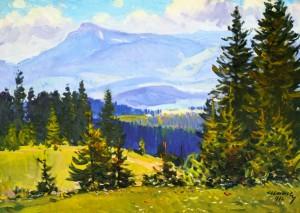 Гора Петрос, 1972 р.