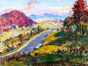 Дорога в гори, 1982 р. (2)