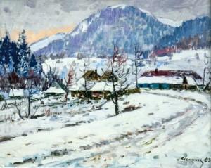 Зима, 1983 р.