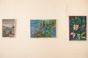 """""""Etudes"""" by Mykola Hlushchenko"""