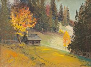 I. Bondarenko 'Synevyr Autumn'.