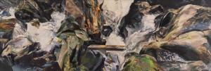 T. Chuvalova Water And Stone', 2018