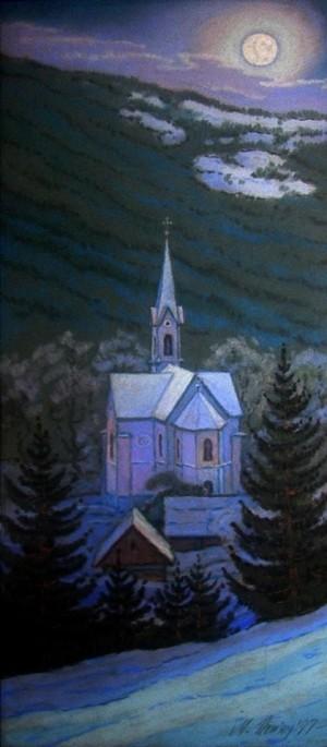 Дем'ян М. 'Різдв'яний вечір у Богдані', 1997