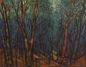Кондратюк О. 'Весняний ліс'